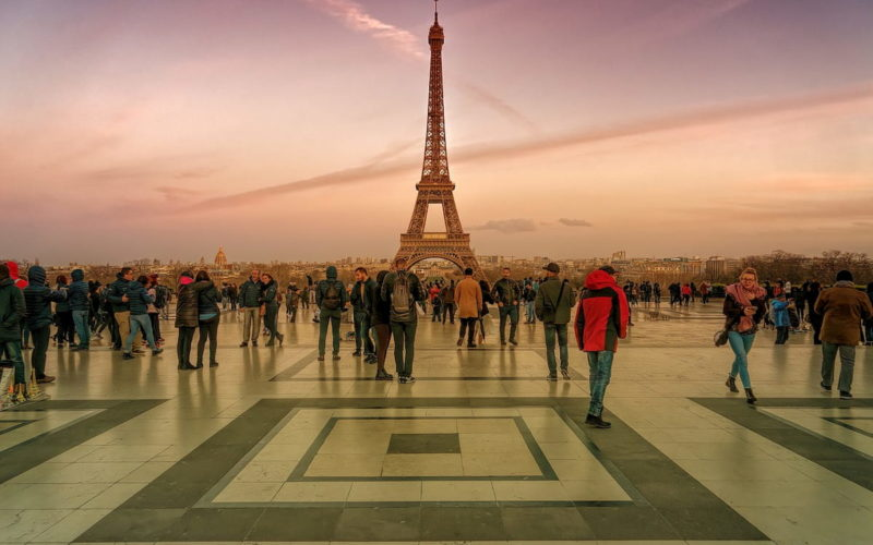French attractions