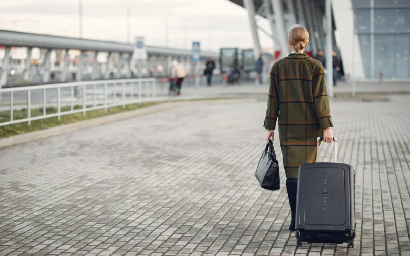Baggage & bags in travel