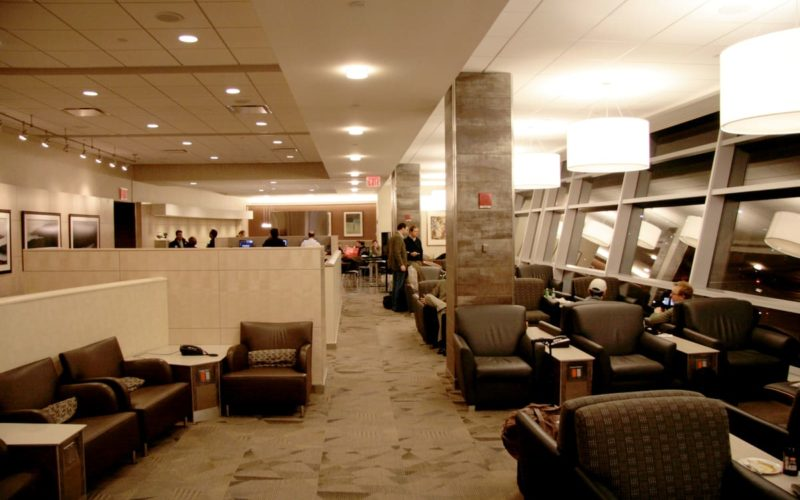 American Airlines Admiral Lounge
