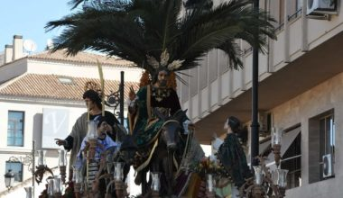 The holy week in Spain